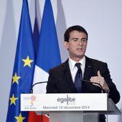 La lutte contre les inégalités au coeur de l'action du gouvernement, selon Valls