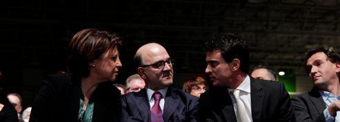 Martine Aubry - Manuel Valls : la guerre est déclarée