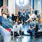 Le Ballet de l'Opéra de Paris présente ses nouveaux promus