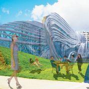 Le projet d'Exposition universelle 2025 sur les rails