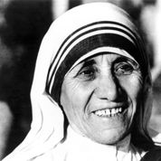 Mère Teresa, la «sainte de Calcutta»