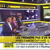La fausse annonce de l'arrivée de l'ex-otage Serge Lazarevic sur i-Télé