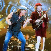 AC/DC devance Johnny Hallyday dans le top français