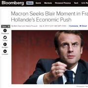 La presse étrangère réservée sur la loi Macron