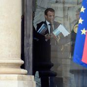 Macron attend de sa loi un «déclic» pour la croissance