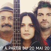 Les Chedid en tournée sur les routes de France en 2015