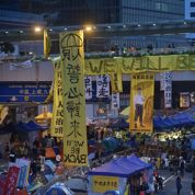 À Hongkong, le principal camp de manifestants démantelé