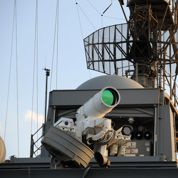 Essai réussi du canon laser embarqué de l'US Navy