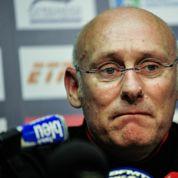 Pour Bernard Laporte, le président du PSG «est un bouffon»