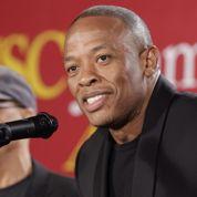 Dr. Dre, musicien le plus riche du monde en 2014