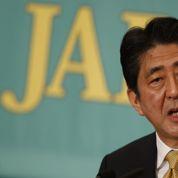 Au Japon, la fuite en avant de Shinzo Abe
