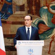 La fin de vie, sujet à risques pour Hollande