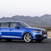 Audi Q7, un colosse aux pieds agiles