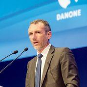 Emmanuel Faber imprime sa marque à la tête de Danone