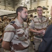 La France pourrait envoyer des troupes en Irak pour une mission de formation