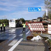 Morts sur les routes: la fin de douze années de baisse