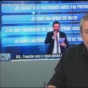 Didier Porte se paye Cyril Hanouna, le «marionnettiste démoniaque»