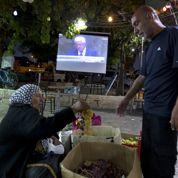 Les Palestiniens sur le front diplomatique