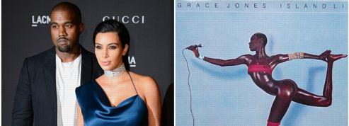 Kanye West veut avoir une statue nue de sa femme Kim Kardashian