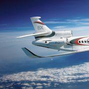 Le Falcon 8X vise un premier vol début 2015