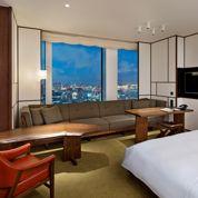 L'hôtel Andaz de Tokyo pratique la coolitude chic