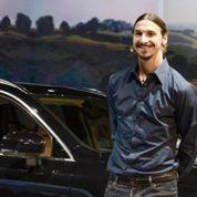 Le serial buteur Ibrahimovic s'imagine désormais en businessman