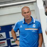Zidane sur le banc ... de la réserve de l'OM