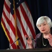 La Fed n'est pas pressée de monter ses taux