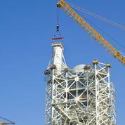 La tour vide qui coûte des millions de dollars à la Nasa