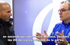 Marcelo Bielsa donne une leçon à Zinedine Zidane
