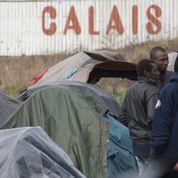 Manifestation à haut risque à Calais