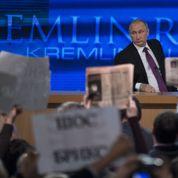 Crise en Russie : le show dePoutine tourne à vide