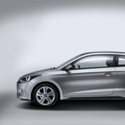 Hyundai i20 Coupé, l'art du raccourci