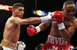 Le geste de solidarité d'un boxeur après l'attentat de Peshawar