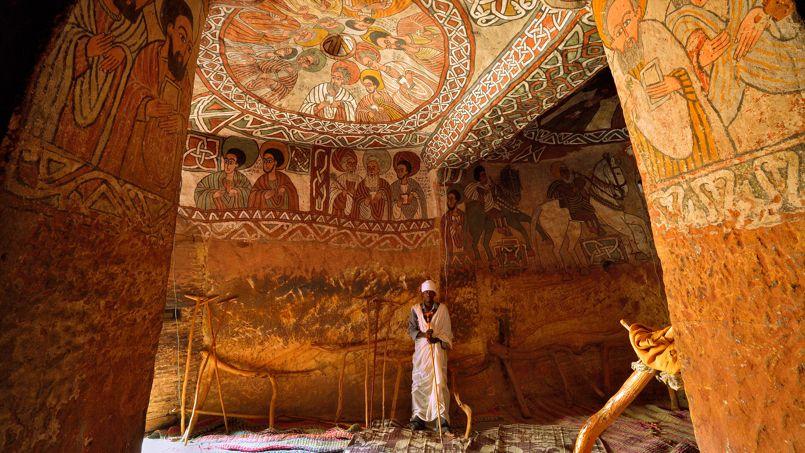 Thiopie dans les montagnes de la foi - Eglise la porte ouverte culte en direct ...