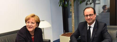 Ukraine : Paris et Berlin veulent des progrès sous dix jours