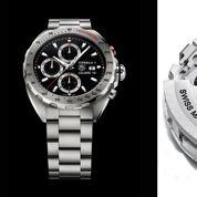 Biver: «TAG Heuer lancera une montre connectée fin 2015»
