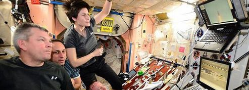 Les astronautes de la station spatiale privés de Noël