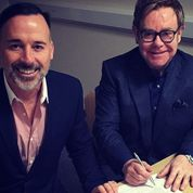 Elton John et David Furnish : ils ont signé le contrat de mariage