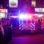Un homme abat deux policiers et se suicide à New York