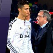 Froid entre Platini et Ronaldo, la fausse polémique