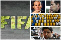 Platini, PSG, corruption, Qatar: ces affaires qui ont secoué le football en 2014