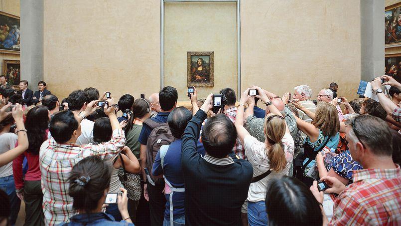 Bien encadrer la photo dans les musées