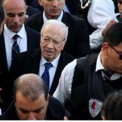 Béji Caïd Essebsi, président et nouvel homme fort de Tunisie