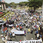 Le canal de Nicaragua, rival de Panama, sera chinois