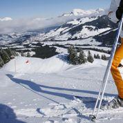 Ski : la neige annoncée après Noël