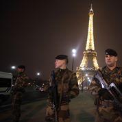 La France renforce la surveillance des lieux publics
