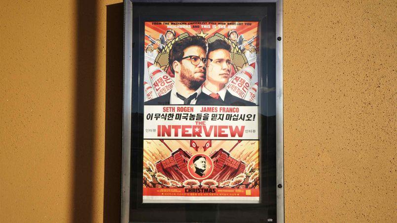 Le film «L'interview qui tue !» mis en ligne ce mercredi aux États-Unis
