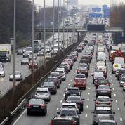Départs pour le réveillon : plus de 300 km d'embouteillages en Ile-de-France