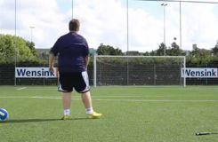 Un Néerlandais en surpoids fait de l'ombre à Cristiano Ronaldo